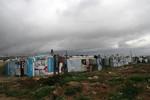 Wintereinbruch im Libanon.