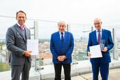 UNIQA erhält den Heinrich-Treichl-Preis 2020